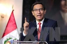 """Tổng thống Peru khẳng định """"rời nhiệm sở với lương tâm trong sạch"""""""