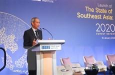 Chuyên gia Singapore đánh giá vai trò Chủ tịch ASEAN 2020 của Việt Nam