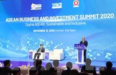ASEAN BIS 2020: DN phát huy vai trò chủ động trong phục hồi kinh tế