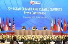 Thủ tướng Nguyễn Xuân Phúc thông tin về kết quả Hội nghị ASEAN-37