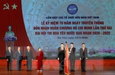 Phát huy vai trò, thế mạnh của đối ngoại nhân dân trong tình hình mới