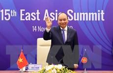 Các nước nhất trí phối hợp xây dựng định hướng cho EAS phát triển