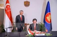 Singapore sẽ sớm phê chuẩn RCEP trong vòng 12 tháng tới