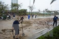 Khẩn trương khắc phục hậu quả bão số 9, giúp người dân ổn định