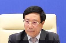 Phó Thủ tướng điện đàm với Thống đốc tỉnh Gunma của Nhật Bản