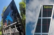 Sáp nhập-giải pháp tối ưu để cứu các ngân hàng Tây Ban Nha