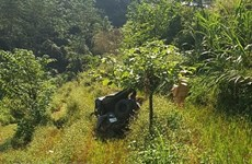 Vụ xe rơi xuống vực ở Hà Giang: Đình chỉ công tác 1 đăng kiểm viên
