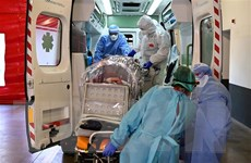 Dịch bệnh COVID-19 vẫn tiếp tục diễn biến phức tạp tại nhiều quốc gia
