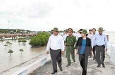 Chủ tịch Quốc hội Nguyễn Thị Kim Ngân làm việc tại tỉnh Cà Mau