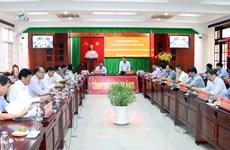 TTXVN tăng cường hợp tác thông tin với TP Cần Thơ, tỉnh Sóc Trăng