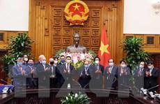 Thủ tướng Nguyễn Xuân Phúc tiếp cựu Phó Thủ tướng Đức Philipp Rosler