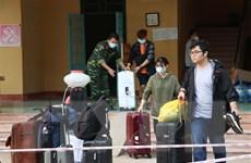 Việt Nam ghi nhận 5 ca mắc COVID-19 mới, đều được cách ly ngay