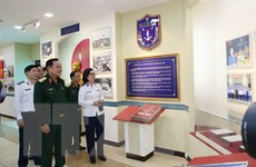 Cảnh sát Biển: Lấy nhiệm vụ bảo vệ chủ quyền làm mục tiêu huấn luyện
