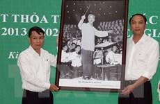TTXVN hợp tác tuyên truyền về tiềm năng và lợi thế của Kiên Giang