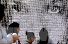 Gần 500 tác phẩm mỹ thuật trưng bày tại Triển lãm Mỹ thuật Việt Nam
