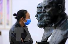 Ngắm nhìn những tác phẩm tại Triển lãm Mỹ thuật Việt Nam 2020