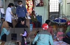 Gia Lai: Hơn 100 người có dấu hiệu ngộ độc sau khi ăn đồ từ thiện