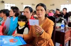 Chung tay vì người nghèo: Không để ai bị bỏ lại phía sau