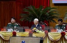 Giữ vững ổn định, hòa bình, làm nền tảng để phát triển đất nước