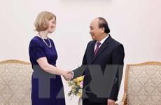 Thủ tướng Nguyễn Xuân Phúc tiếp Đại sứ New Zealand đến chào từ biệt