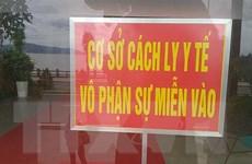 Việt Nam ghi nhận 4 ca mắc mới, cách ly ngay tại Phú Yên