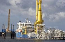 Nga, Đức tiếp tục hoàn thiện dự án Dòng chảy phương Bắc 2