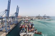 """Vụ nổ trên tàu chở dầu ngoài khơi Saudi Arabia: Do """"yếu tố bên ngoài"""""""