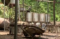 Yên Bái: Nổ nồi hơi chưng cất tinh dầu quế làm hai người thương vong