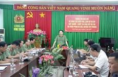 Bắt đối tượng nữ gây ra vụ giết người, cướp tài sản tại Bình Thuận