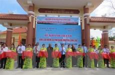 Bến Tre: Khánh thành Khu lưu niệm cụ Phó bảng Nguyễn Sinh Sắc