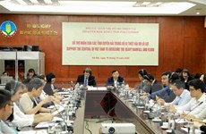 Sự quan tâm của các tổ chức quốc tế trong phòng, chống thiên tai