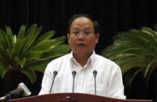 Khởi tố ông Tất Thành Cang, cựu Phó Bí thư thường trực Thành ủy TP.HCM