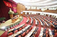 Nhất trí cao nhân sự tham gia Bộ Chính trị, Ban Bí thư khóa XIII