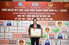 Biendong POC nhận kỷ lục lễ chào cờ xa đất liền nhất trên Biển Đông