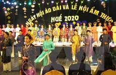 Bế mạc Ngày hội Áo dài và Lễ hội Ẩm thực Huế 2020