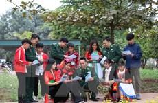 Điện Biên: Ấm tình quân dân trên các bản vùng cao Mường Nhé