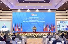ASEAN gắn kết vượt khó và chủ động thích ứng trong năm 2020