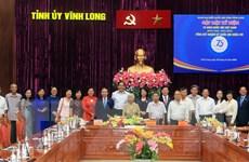 Kỷ niệm 75 năm Ngày Tổng tuyển cử đầu tiên bầu Quốc hội tại Vĩnh Long