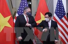 Quan hệ Việt-Mỹ trong năm 2020 và tiềm năng trong năm 2021