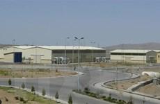 Iran tuyên bố đang chuẩn bị làm giàu urani ở mức 20%