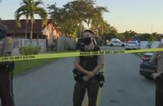Mỹ điều tra hai vụ nổ súng liên tiếp ở tiểu bang Florida