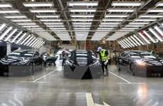 Doanh số xe ôtô điện của Tesla đạt mức kỷ lục trong năm 2020
