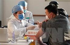 Trung Quốc: Hàng nghìn người xếp hàng chờ tiêm vắcxin ở Bắc Kinh