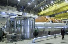 EU lên tiếng cảnh báo trước việc Iran làm giàu urani