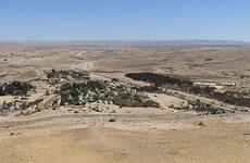 Israel phát hiện phiến đá 1.400 năm tuổi có khắc chữ Hy Lạp cổ