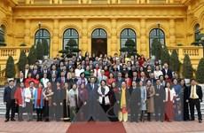 Phó Chủ tịch nước gặp mặt tri ân những tấm lòng vàng năm 2020