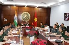 Đối thoại Chính sách quốc phòng lần thứ 13 Việt Nam-Ấn Độ