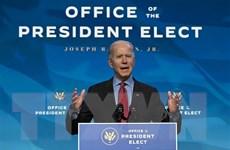 Diễn tập cho lễ nhậm chức của Tổng thống đắc cử Joe Biden bị lùi lại