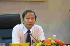 Triệu tập nguyên Thứ trưởng Bộ Công Thương Nguyễn Nam Hải