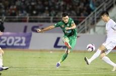Nhiều bất ngờ tại vòng mở màn giai đoạn 1 V-League 2021